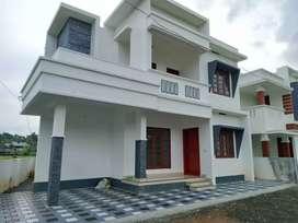 3 bhk 1400 sqft new build house at aluva choondy near edathala