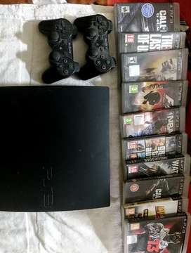 PS3 in mint new condition (160gb )