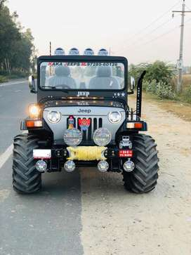 Kaka motors- Modified new jeeps