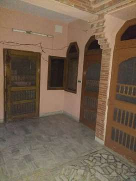 First floor house for rent only couple