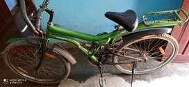 Hercules TurboDrive MTB cycle