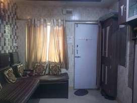 Independent Semi Furnished House Mahada Society at kandivali sector 7
