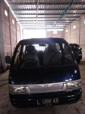 dijual suzuki futura  station blind van th 2001 plat L