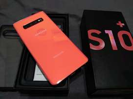 buy a new galaxy s10 plus with warranty of one year