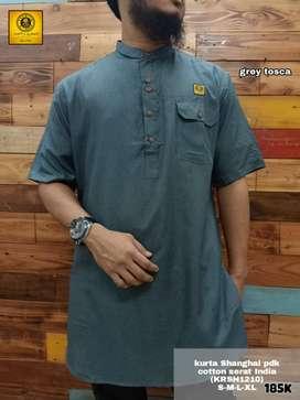 Koko Gamis kurta Pakistan Original Al Amwa