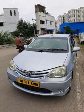 Well Maintained Toyota Etios