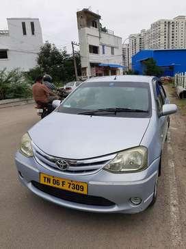Well Maintained Toyota Etios GD