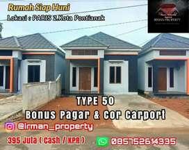 Rumah Siap Huni Type 50