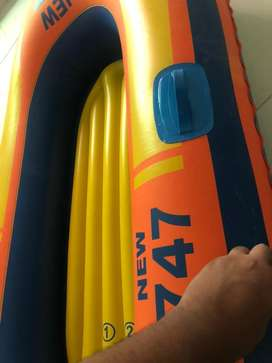 Inflatable Boat In Good Condition