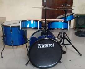drum mini komplit siap main