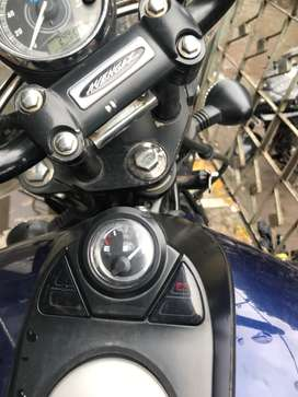 Very good condition and single handed drive Bajaj Avenger 160 street b