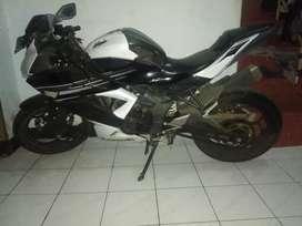 Kawasaki RR MONO  putih 250cc tahun 2014