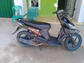di jual sepeda motor merk honda th 2010 ss lengkap