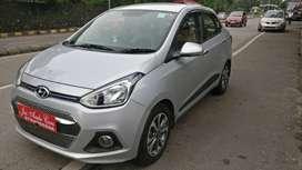 Hyundai Xcent SX AT 1.2 (O), 2015, Petrol
