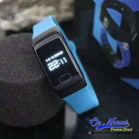 Jam kesehatan F1 Smartwatch Smart watch mi band hp blood monitoring