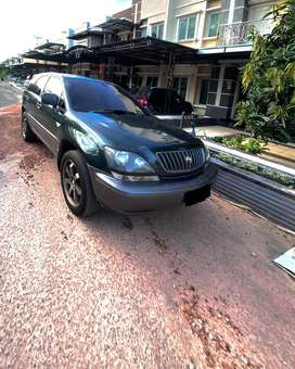 TOYOTA HARRIER A/T TH-2001