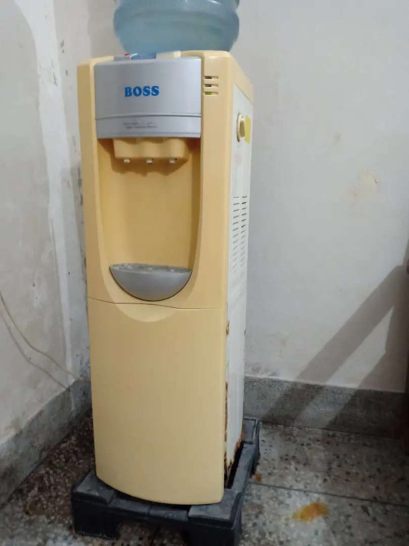 Boss water dispenser