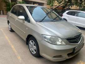 Honda City 2008 Petrol Well Maintained