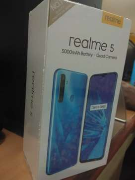 Realme 5 4/128GB Sealed pack
