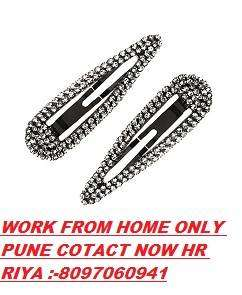 URGENT HIRING WORK FROM HOME CLIP PACKING JOB ONLY  GUJARAT