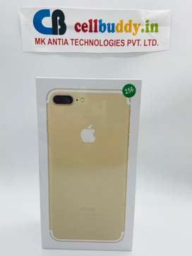 Apple iPhone 7 Plus 256gb || Brand New & SealPack || With Warranty ||
