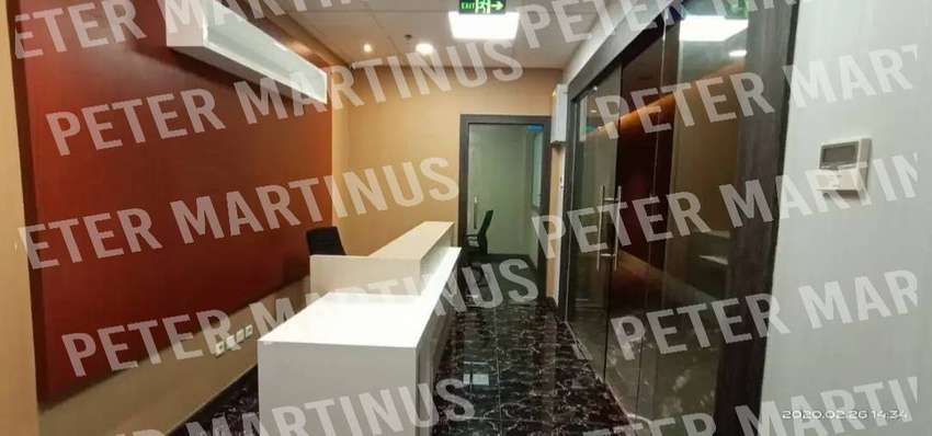 Super Murah (Covid Price) Office Space District 8 SCBD Fully Furnished 0