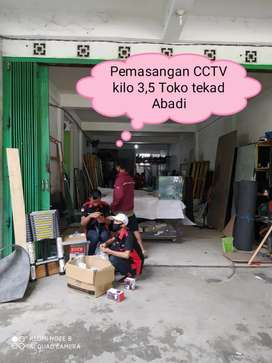 DISTRIBUTOR CCTV FULL HD BS PANTAU DIHP...Bayar selesai pemasangan