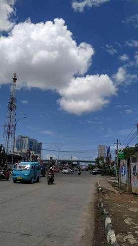 Dijual tanah murah di jalan utama Urip Sumiharjo S kota makassar