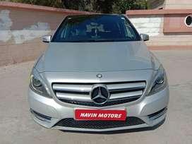 Mercedes-Benz B-Class B180 Sports, 2013, Petrol