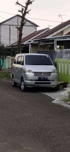 Jual Murah Mobil Suzuki APV plat B Depok