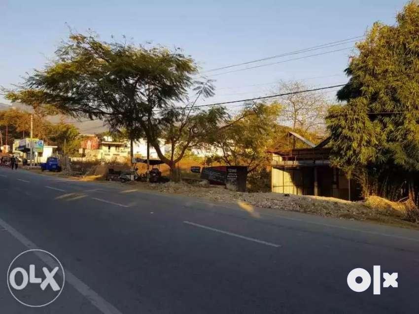 Land In Dehradun Mussoorie Rajpur Main Road 0