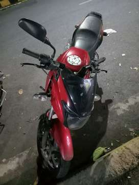 Pulsar 150 is in good condition .