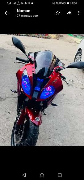 Heavy Bike for Sale 300cc