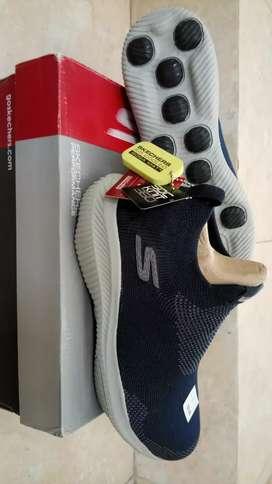 Skechers Go Walk Revolution Ultra Jolt NAVY GRAY BNIB Size 43 (27.5cm)