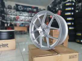 READY STOCK VELG HSR RING 18X8 PCD 5X114 TYPE WURZBURG
