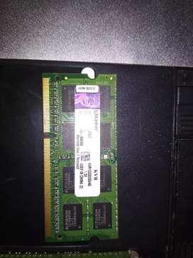 Kingston DDR3 4GB Ram