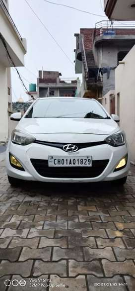 Hyundai i20 2012 Diesel Good Condition