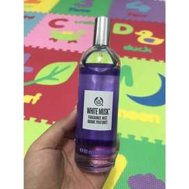 The Body Shop White Musk Mist ORIGINAL