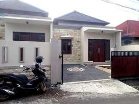 Rumah Baru Siap Huni Jl. Gunung catur Denpasar barat bali