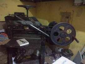 """Cuting machine 32""""inch"""