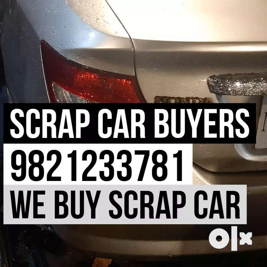 Damageddd scrapp car buyer in mubai