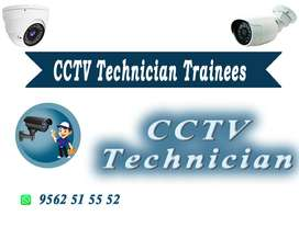 CCTV TRAINEES