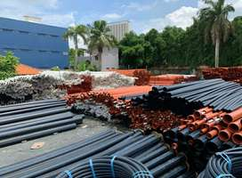 Jual Pipa HDPE, PVC, PPR, Fitting, Mesin Welding Penyambung Pipa HDPE