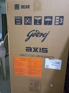 Sale of new company packing Godrej freeze 181litre.