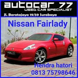 Nissan Fairlady 370Z. Japan version 2013.