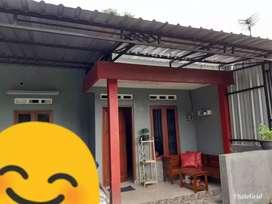Rumah minimalis milik pribadi