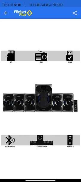 Panasonic 5.1 BT Home theater