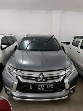 Pajero manual 2016 exceed