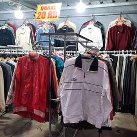 Obral pakaian import murah