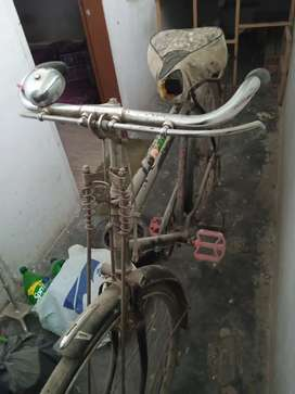 Old cycle for selling